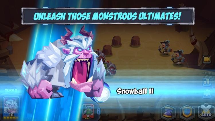 Tactical Monsters Rumble Arena screenshot-3