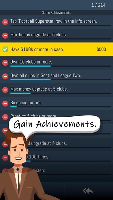 Idle Football Tycoon screenshot 3