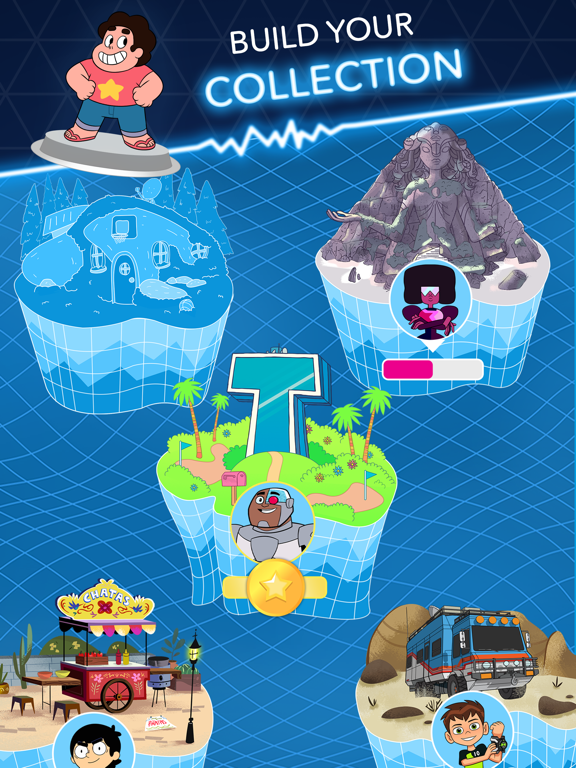 CN Arcade tablet App screenshot 5