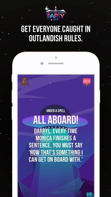 Hootenanny Party Game - Social screenshot-6