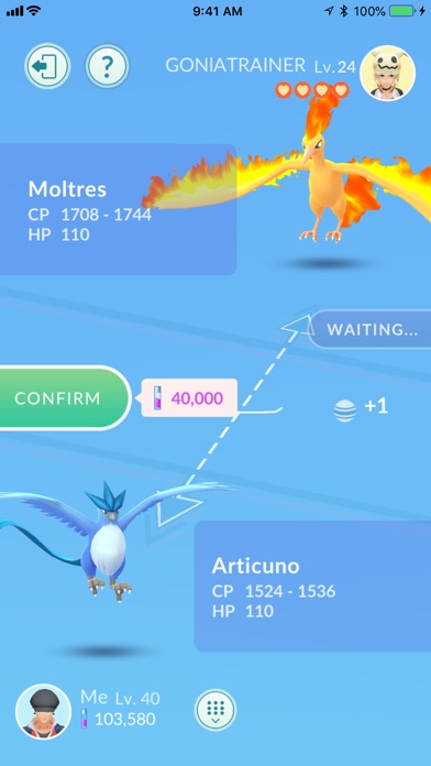 Screenshot for Pokémon GO in Mexico App Store