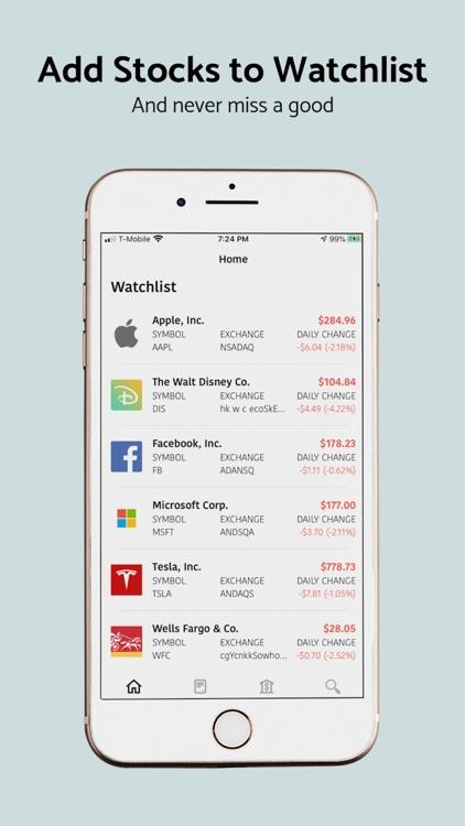 Stock Market Simulator Game screenshot-3