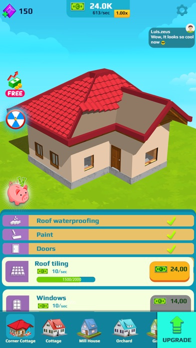 Idle Home Makeover screenshot 3