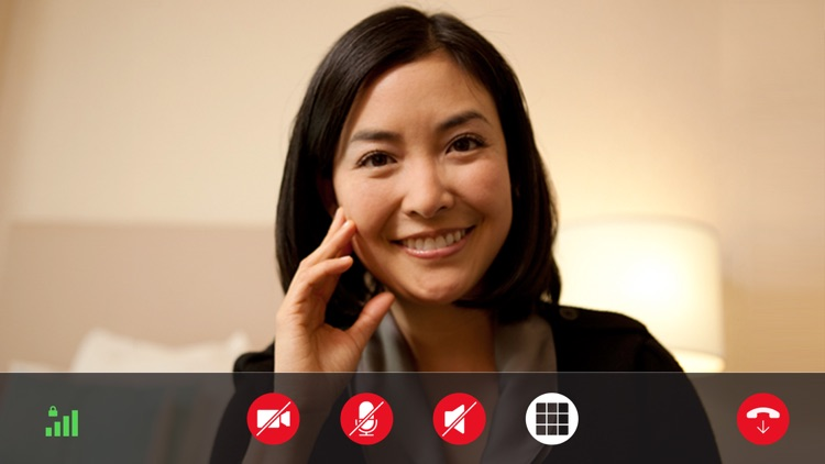 Polycom RealPresence Mobile screenshot-1