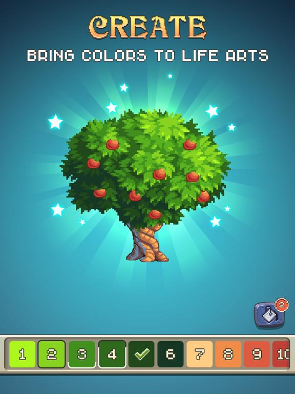 ColorLand: Pixel Art screenshot 1