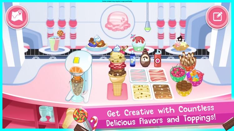 Strawberry Shortcake Ice Cream screenshot-4