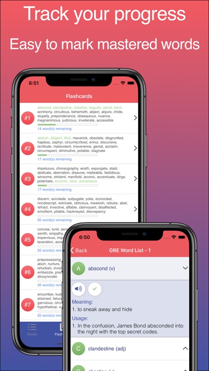 WordSmart prep for GRE® screenshot-5