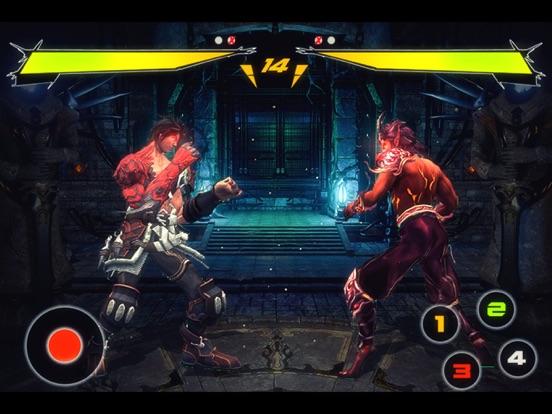 Modern Fighting: fight games screenshot 8