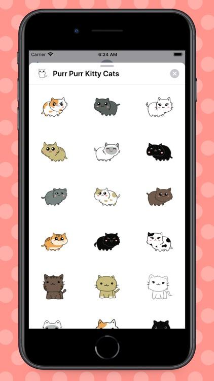 Purr Purr Kitty Cats screenshot-4