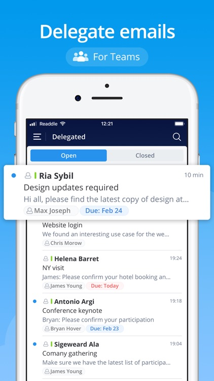 Spark - Email App by Readdle screenshot-8