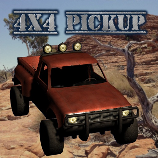 Real 4x4 Pickup Truck Driving