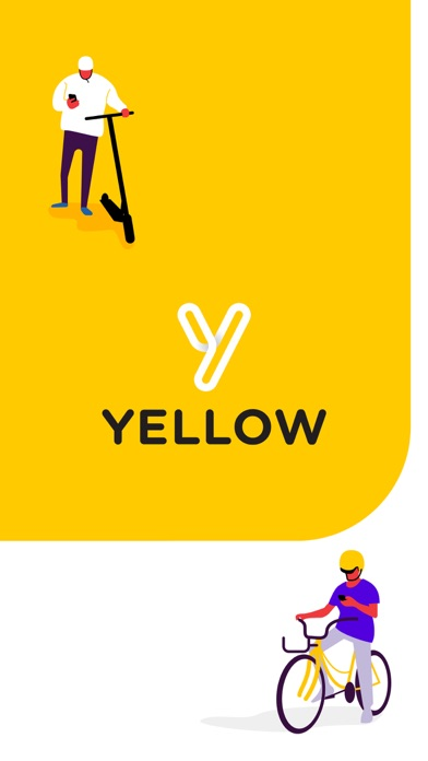 Baixar Yellow - Bicicleta e Patinete para Pc