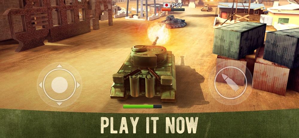 War Machines: 3D Tank Game Cheat Codes