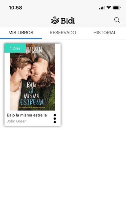 Bidi – Biblioteca Digital screenshot-3