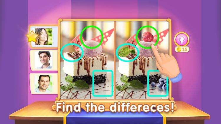 Differences online – Spot IT