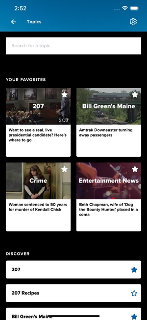 NEWS CENTER Maine on the App Store