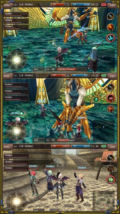 RPG IRUNA Online -Thailand- screenshot-3