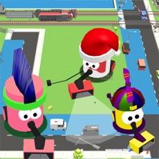 Activities of Dust Buster: Bumper Battle 3D