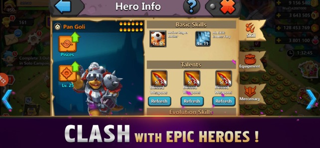 Clash of Lords 2: Guild Castle on the App Store