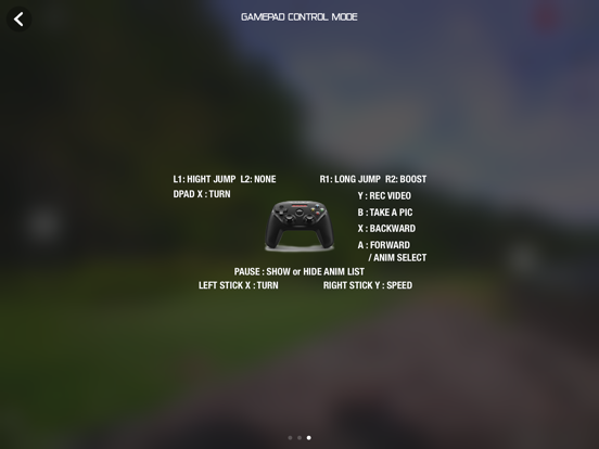 Game Controller Jumping Race screenshot 12