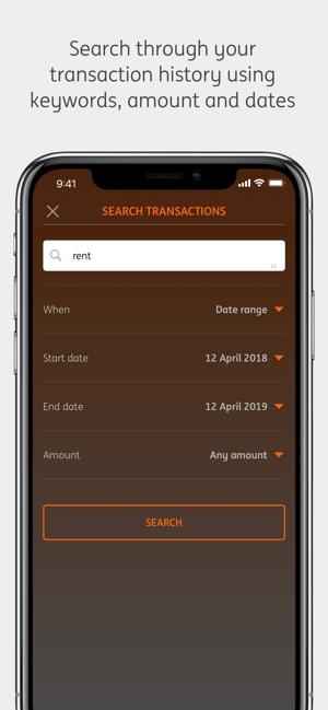 ING Australia Banking on the App Store