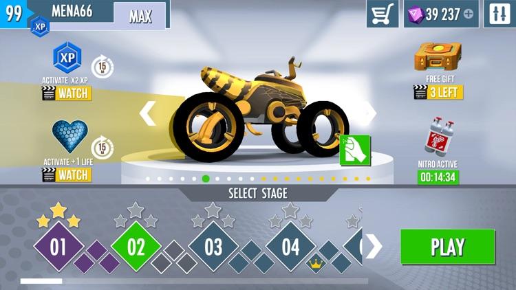Gravity Rider Zero screenshot-3