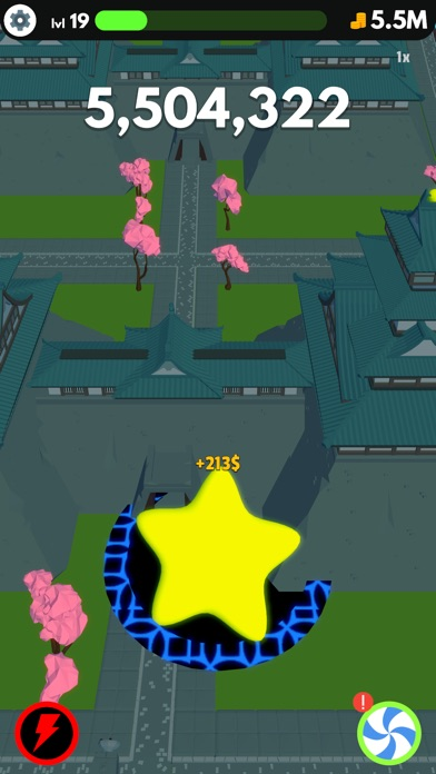 Idle Hole screenshot 2