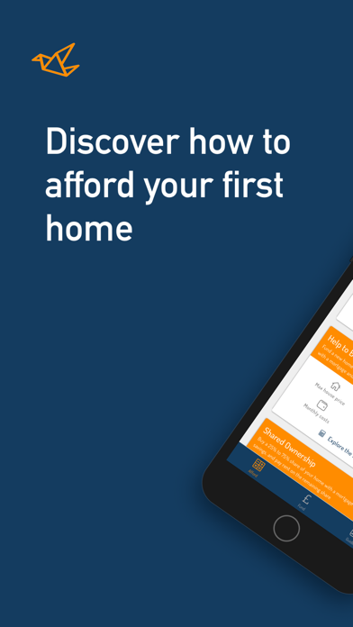 OwnMyNest - Home buying guide screenshot one