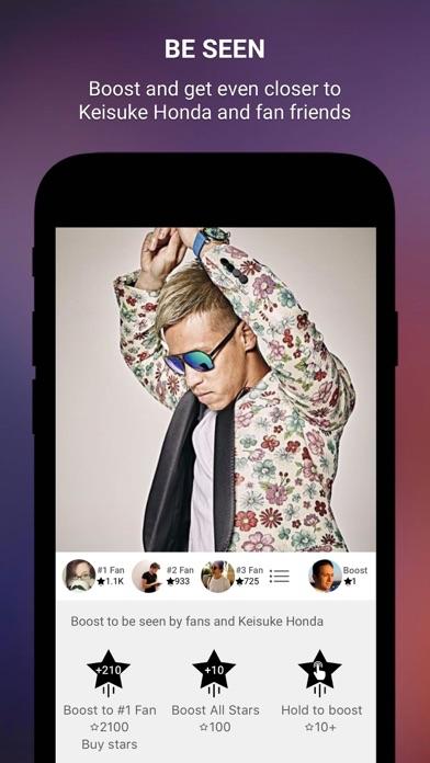 Keisuke Honda Official Appのおすすめ画像1