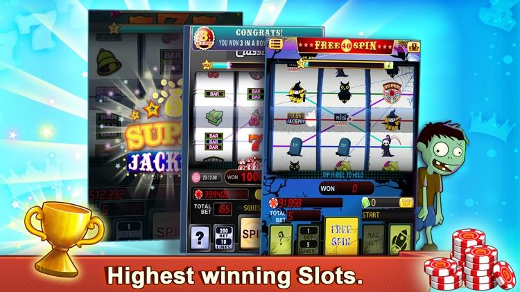 Slot Machine: Slots & Casino screenshot-3
