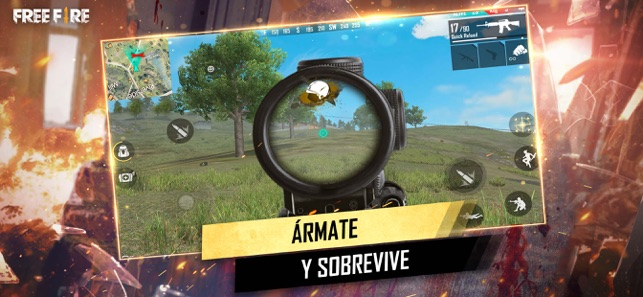 ‎Garena Free Fire: ¡Pascua! Screenshot