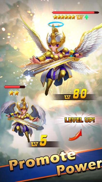 Hyper Heroes: Marble-Like RPG screenshot-5