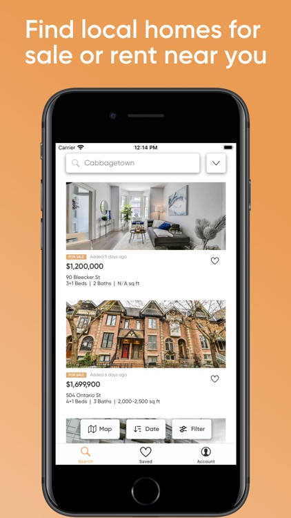 Zoocasa: Canada Real Estate screenshot-0