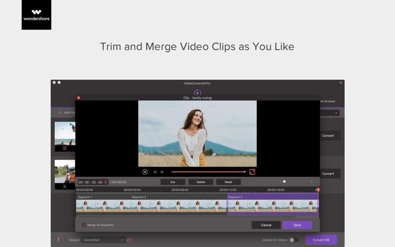VideoConverterPro Screenshot