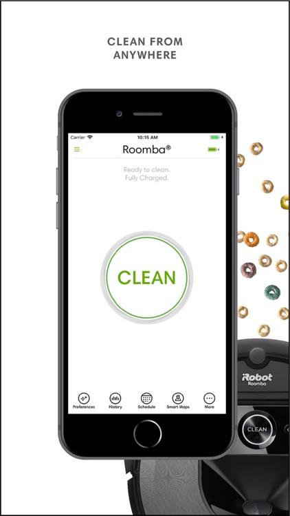 iRobot HOME screenshot-0