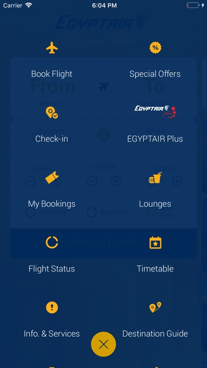 EGYPTAIR screenshot-3