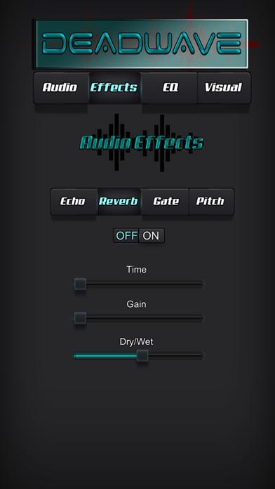 DeadWave iphone ekran görüntüleri