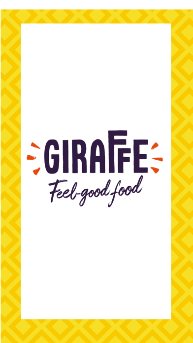 Giraffe Restaurants screenshot one