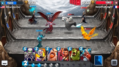 Download Castle Crush: Epic Card Games for Android