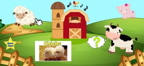 Farm Animal Games! Barnyard