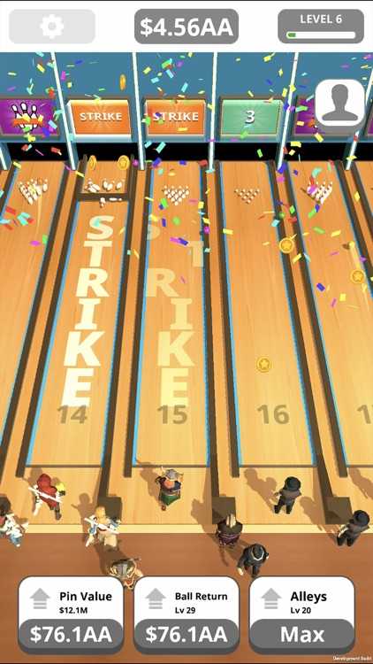 Idle Tap Bowling screenshot-2