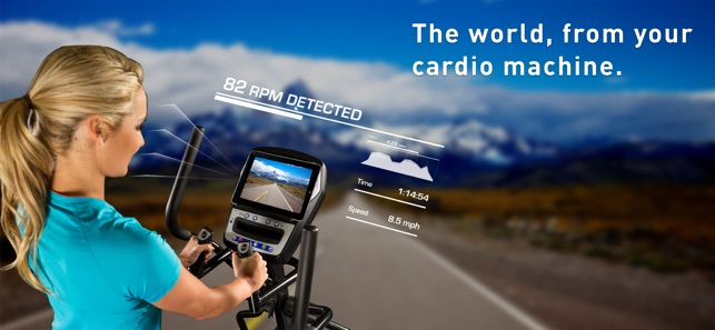 BitGym - Cardio video tours on the App Store