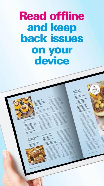 Baking Heaven Magazine screenshot-3