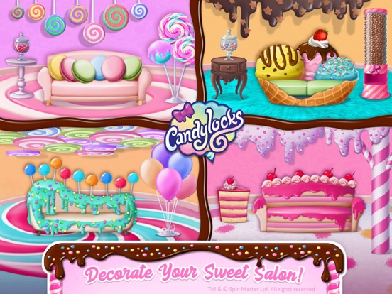 Candylocks Hair Salon screenshot 15