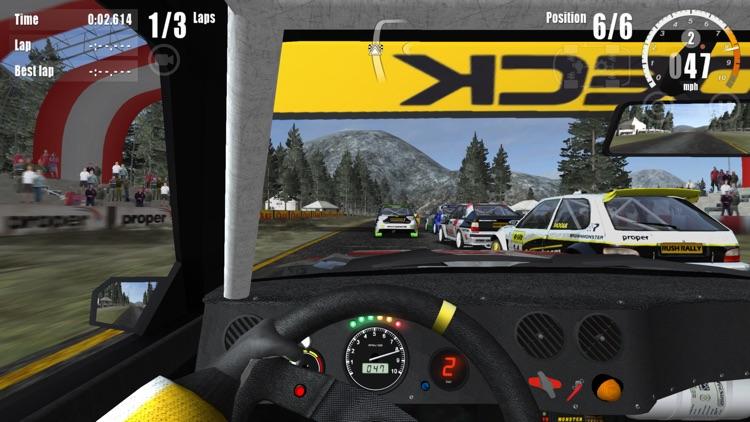 Rush Rally 3 screenshot-4