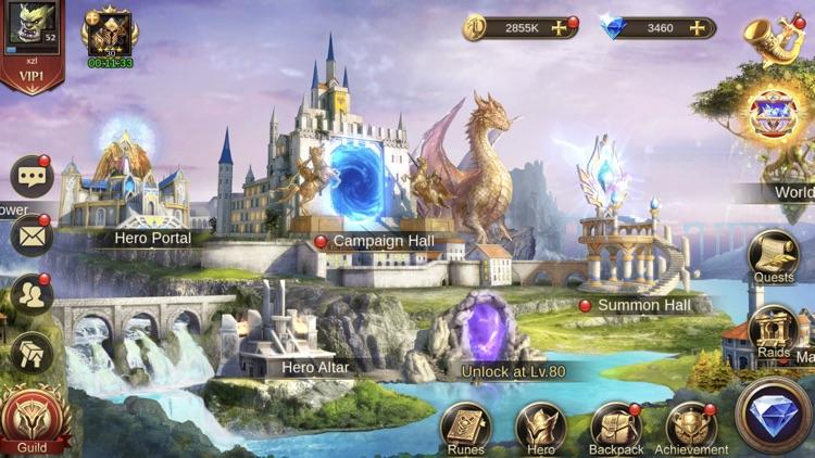 Trials of Heroes: Idle RPG screenshot-5