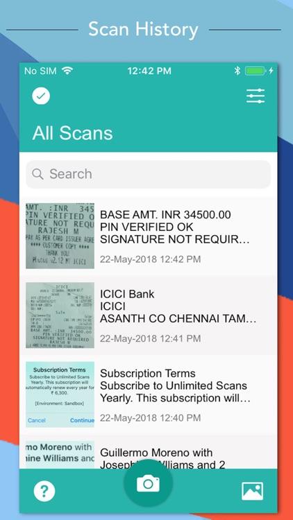 Copy Text On Screen screenshot-4