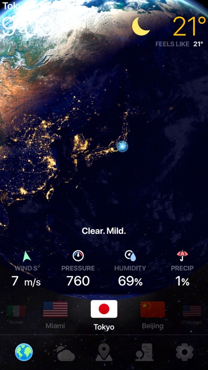 WEATHER NOW ° - daily forecast screenshot-3