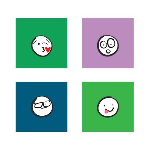 Smile Pencil Sticker
