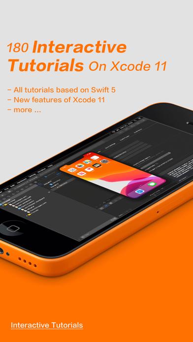 Xcode 11 and Swift 5 Tutorials screenshot three